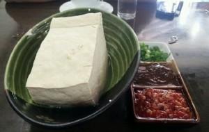威海美食-吴府一块豆腐