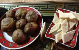 九寨沟美食-藏家人