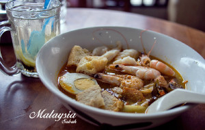 沙巴美食-冯业茶餐厅
