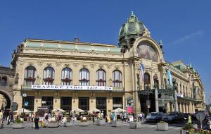 布拉格娱乐-Municipal House Hall (Obecni Dum)