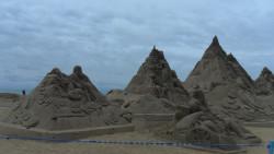 烟台景点-海阳国际沙雕艺术公园