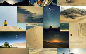 【敦煌图片】牛牛爱旅行 之 沙海留痕(巴丹吉林沙漠、敦煌、兰州行记)