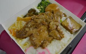 高雄美食-台铁便当(左营站)