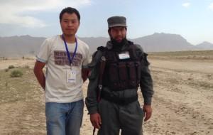 【阿富汗图片】2014年5月15号到6月13在阿富汗首都喀布尔