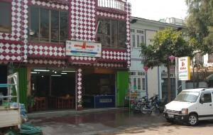 曼德勒美食-傣族饭店