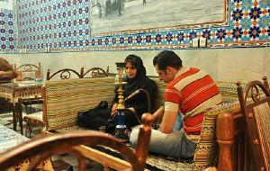 伊朗娱乐-Ghaem Teahouse