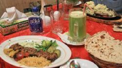 设拉子美食-Sharzeh Traditional Restaurant