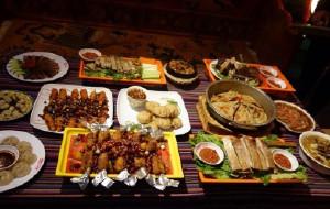 若尔盖美食-古格藏餐