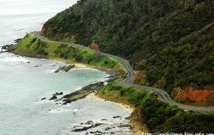 【大洋路图片】世界上最壮美的沿海风景线——大洋路之洛恩