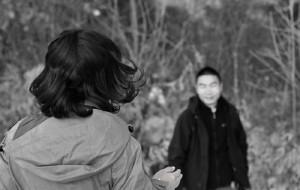 """【天全图片】""""古木无人径""""雅安天全县红灵山三日行。"""