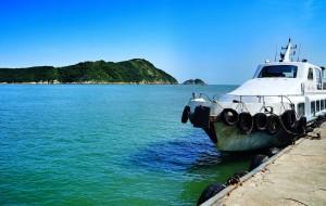 【大嵛山岛图片】天堂坠落的那块翡翠——大嵛山岛纪行