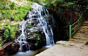 【浏阳图片】【中秋·周洛】满山飞瀑,来场心灵沐浴