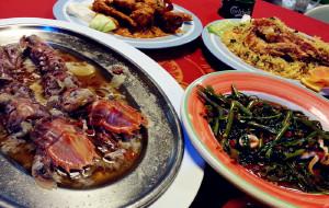 仙本那美食-美香海鲜