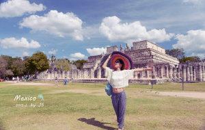 【墨西哥图片】【奶昔】寻找冬日暖阳--墨西哥玛雅遗迹,坎昆5日浅游记