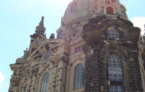 【德累斯顿图片】德雷斯顿的圣母堂