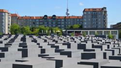 柏林景点-欧洲被害犹太人纪念碑(Germany's National Memorial for the Murdered Jews of Europe)
