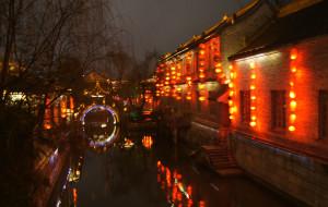 【枣庄图片】2015年图记---春节行走之印象台儿庄