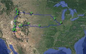 【科罗拉多州图片】赤裸的美利坚(美国内陆8300公里环线2万字游记,全文完)