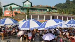 都江堰景点-虹口自然保护区