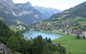 【阿尔卑斯山图片】瑞士铁力士雪山(Titlis)