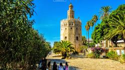 塞维利亚景点-黄金塔(Gold Tower)