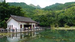 黄果树瀑布景点-天星湖(高老庄)