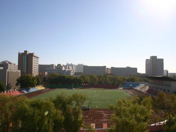 东北林业大学校园风光