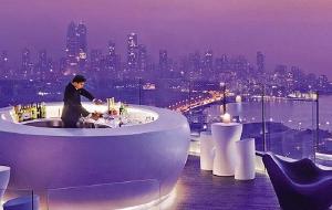孟买娱乐-Asilo 空中酒吧