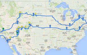 【新泽西图片】2015美国自驾游记-后记