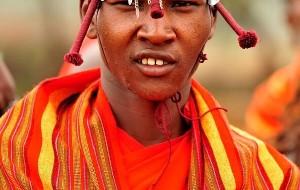 【坦桑尼亚图片】探秘东非遗存的游牧部落:马赛人