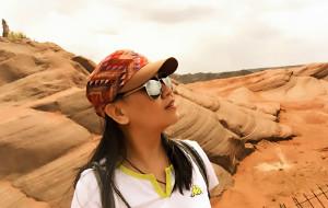 【吕梁图片】自驾游---山西碛口陕西榆林红石峡靖边波浪谷