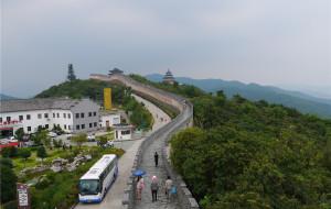 【奉化图片】2015.9.19奉化岳林寺及黄贤海上长城森林公园