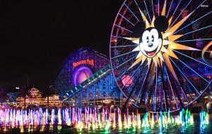 洛杉矶娱乐-迪士尼加州冒险乐园