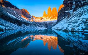 【智利图片】巴塔哥尼亚 - 来自远山的召唤 (2):与三塔之约