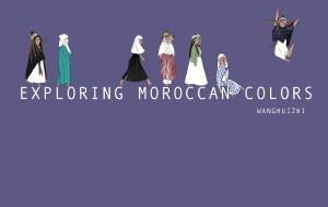 【摩洛哥图片】摩洛哥照片+插画+collage