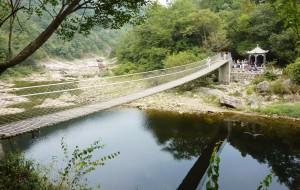 【金寨图片】大别山:【金寨——燕子河大峡谷】
