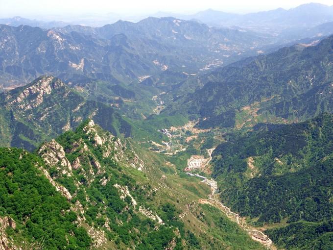 石家庄五岳寨风景区