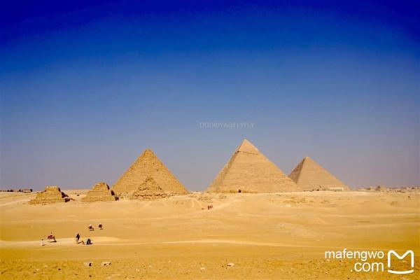 罗河上的古埃及