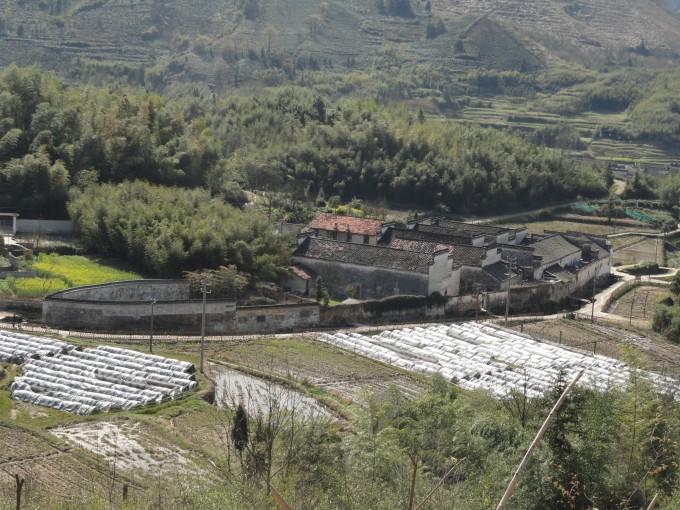 涇縣黃田風景區