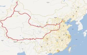 【布尔津图片】西藏新疆万里行。32天自驾攻略