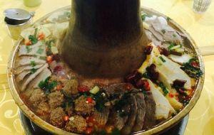 祁连美食-穆方阁餐厅