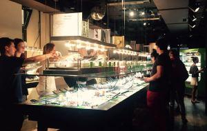 苏黎世美食-Hiltl素食餐厅