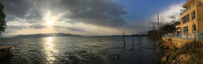 洱海月亮岛湖景客栈