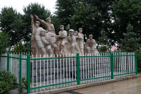 内蒙古 乌兰察布市 集宁区 老虎山公园 - 西部落叶 - 《西部落叶》· 余文博客