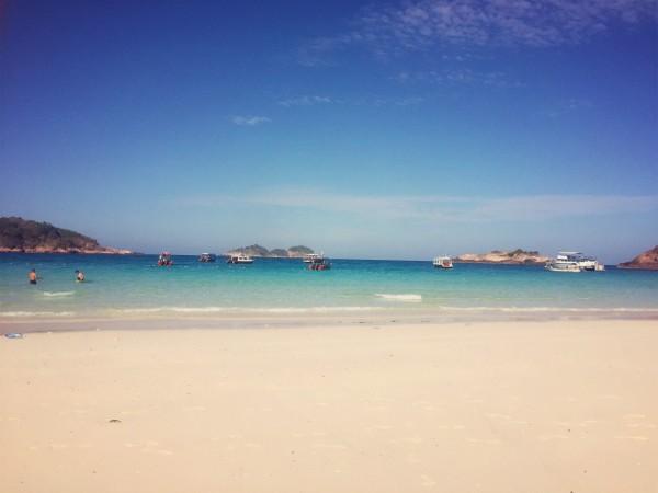 寻找最深的那片蓝 - 热浪岛+浪中岛 8天 2016端午节