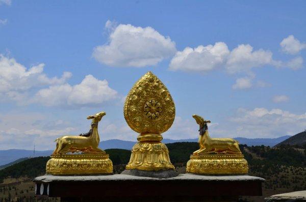 喇荣五明佛学院朝圣之旅 一次寻找自我内心的远行