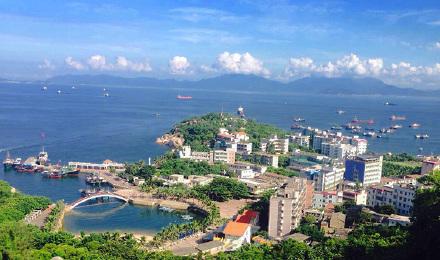 【珠海出发】珠海外伶仃岛浪漫休闲二日游+珠海码头