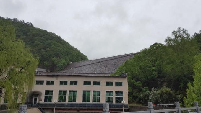 周末闲游-本溪县关山湖风景区