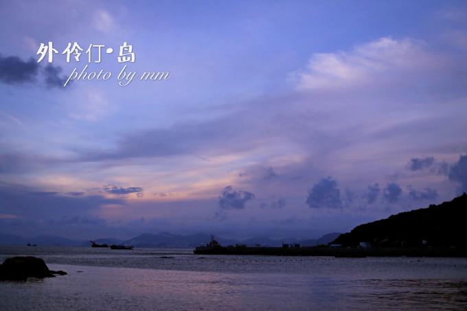 小游广州+珠海外伶仃岛