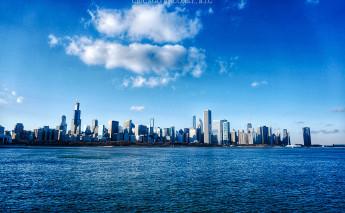 芝加哥 宝藏纪念